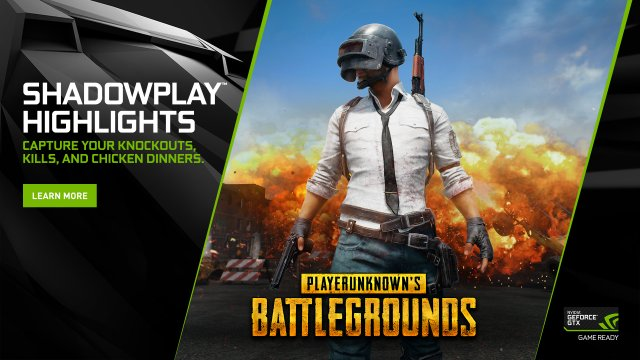 NVIDIA GeForce Game Ready Driver 388.71 – поддержка PUBG 1.0