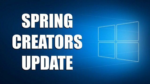 Windows 10 Spring Creators Update – новое обновление для Windows 10