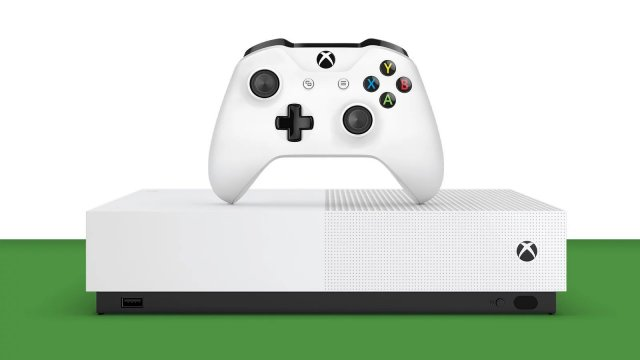 Microsoft представила Xbox One S All-Digital Edition за $249 + подписка на консоли в России