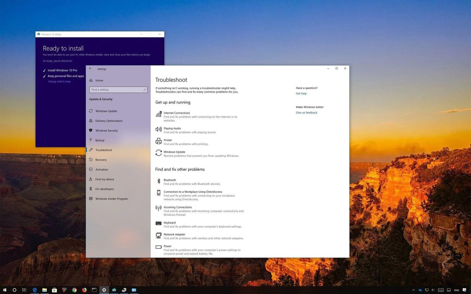 Известные проблемы Windows 10 May 2019 Update и их решение