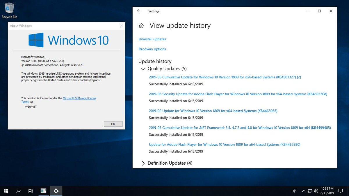 Windows 10 Ltsc Vs Ltsb