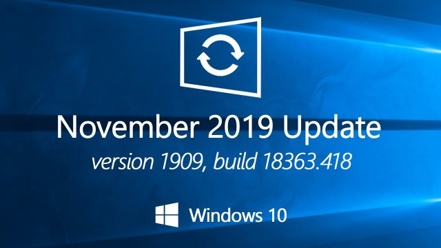 Windows 10 November 2019 Update – MSReview Дайджест #26