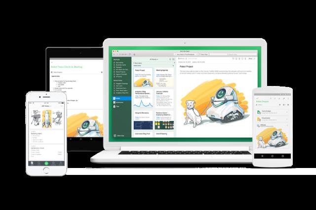 Evernote для мобильной производительности – Справочный центр Evernote