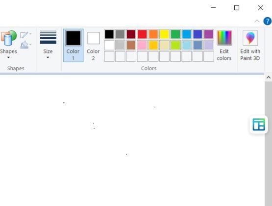 Виджет для Рабочего стола на базе Edge в Windows 10