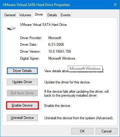 Что делать, если жёсткий диск не отображается в проводнике Windows 10