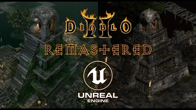 Remedy делает эксклюзив для PS5, а Blizzard готовит к тестам Diablo II: Resurrecred