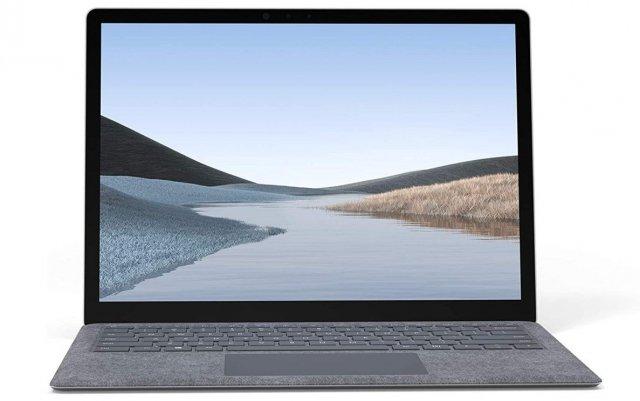Раскрыты все подробности о Surface Laptop 4