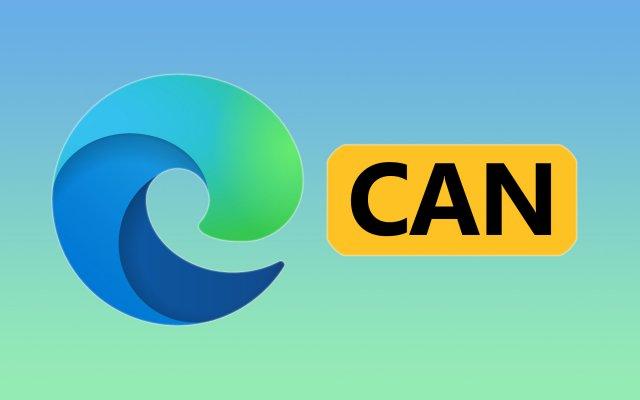 Microsoft Edge Canary упрощает доступ к страницам «Избранное», «История» и «Загрузки»